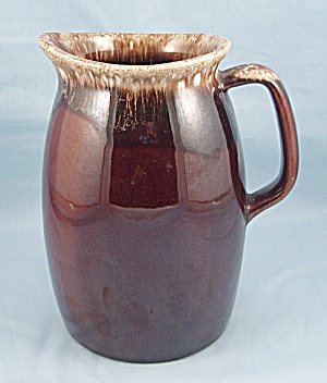 Brown Drip - Small  Milk Pitcher (Image1)