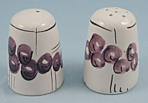Made In Italy - Salt & Pepper Shakers