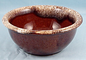 Hull � Brown Drip Bowl (#3) (Image1)