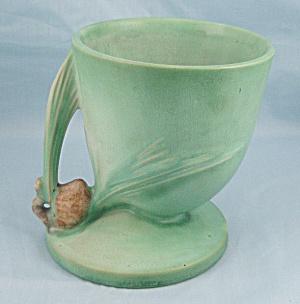 Roseville Pinecone Vase, 124-5 (Image1)