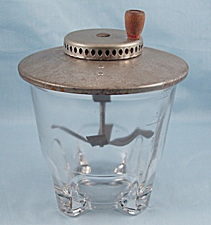 Vintage Beater & Base � 2 Cup, Crystal (Image1)