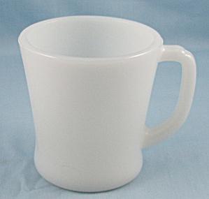 Fire King Mug – White D Handle (Image1)