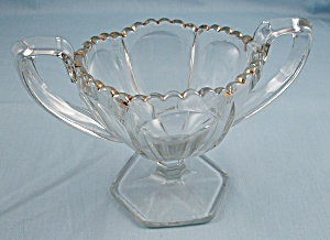 Trophy Shaped Sugar Bowl