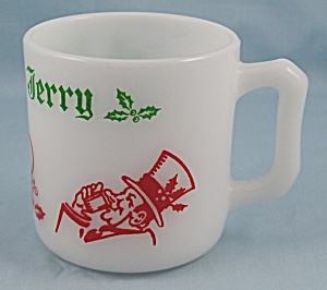 Hazel Atlas – Tom &  Jerry Punch Mug/Cup (Image1)