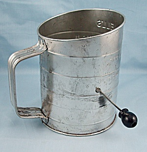 Bromwell's - Three Cup Sifter