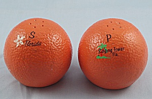Souvenir – Shakers – Florida, Oranges –  Chalk (Image1)