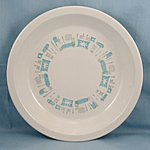 Royal China � Blue Heaven � Pie Serving Plate (Image1)