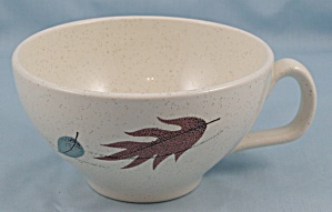Franciscan � Cup - Indian Summer Leaves � Autumn Pattern (Image1)