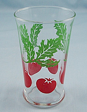Swanky Swigs - Green Leaves / Red Tomatoes- Juice Size