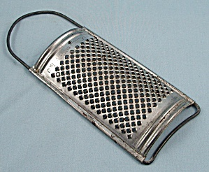 Miniature Curved Grater – Made In Italy	 (Image1)