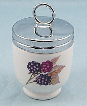 Royal Worcester � Mini Egg Coddler � Made In England (Image1)