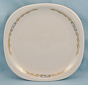 Syracuse China – Carriage Trade - Plate,  Restaurant Ware (Image1)