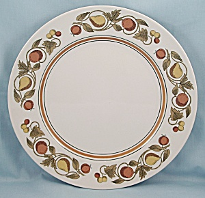 Franciscan China – Dinner Plate – Pickwick (Image1)