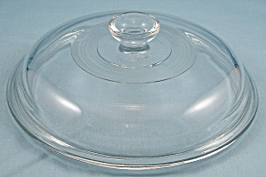 Crystal - Replacement Lid – Round, 7-1/4 (Image1)