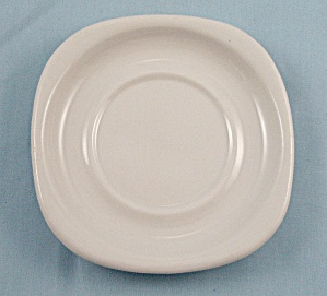 Syracuse China – Trend, White Saucer - Restaurant Ware (Image1)