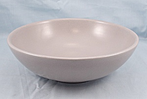 Franciscan - El Patio - Serving Bowl- Matte Gray