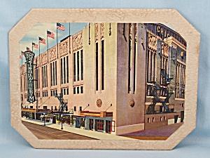 Souvenir - Vintage Hot Plate – Chicago Stadium (Image1)