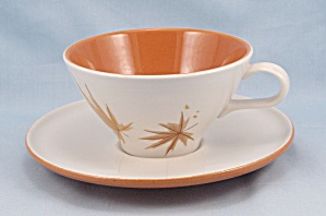 Iroquois – Harvest Time, Ben Seibel – Cup & Saucer (Image1)