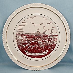 Catlettsburg KY. Centennial – 1849-1949 Collector Plate (Image1)