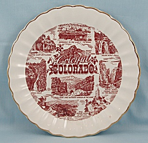 Colorado - Collector/ Souvenir Plate (Image1)
