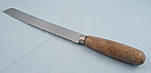 Vintage Bread Knife � Sheffield England, 12-Inch (Image1)
