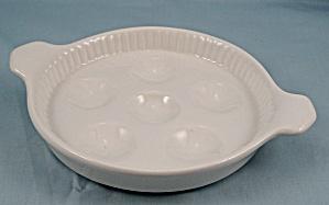 California Pottery 775 – Escargot / Snail Dish (Image1)