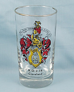 Royal Order Of Jesters, Tumbler, Cleveland, Ohio