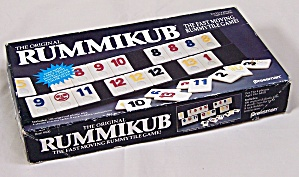 The Original Rummikub Game, Pressman, 1990