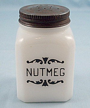 Dove Spice Jar– Frank Tea & Spice Co.  –Nutmeg (Image1)