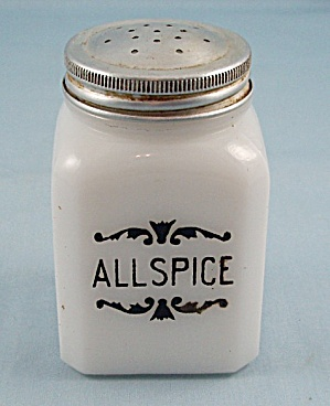 Dove Spice Jar- Frank Tea & Spice Co. -allspice
