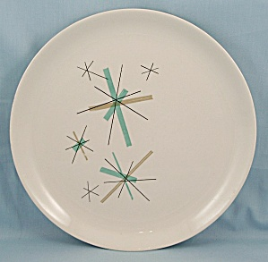Salem - North Star Luncheon Plate, C