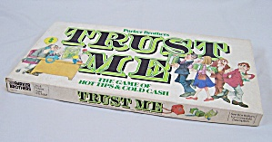 Trust Me Game, Parker Brother, 1981 (Image1)