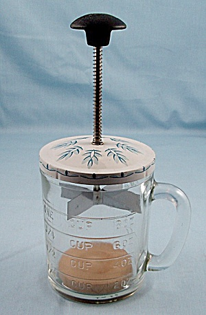 Hazel Atlas � Food Chopper, One Cup Size (Image1)
