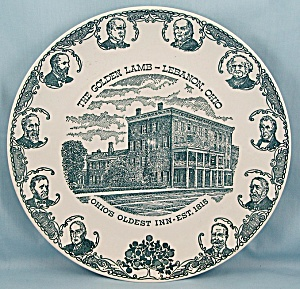 The Golden Lamb, Lebanon, Ohio - Collector/ Souvenir Plate (Image1)