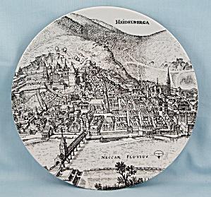 Heidelberga/ Heidelberg – Collector Plate (Image1)