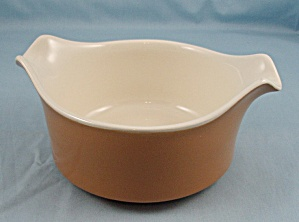 Two Toned Gravy Boat