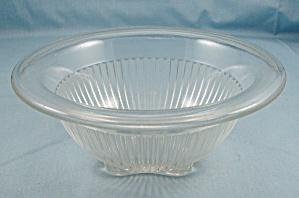 Depression Glass - Paneled/ Ribbed Mixing Bowl (Image1)