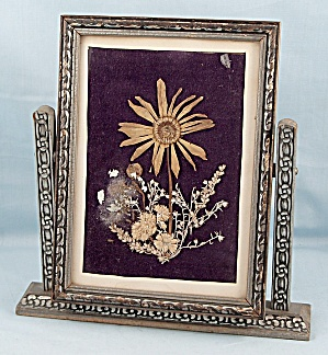Art Deco - Swing Frame - Carved Frame
