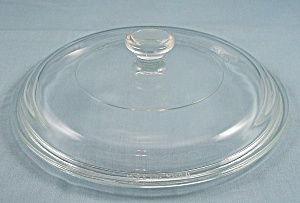 Pyrex P 83 C – Glass Replacement Lid, 6-1/2 Inches (Image1)