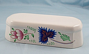 Iroquois – Henry Ford Greenfield Village – Butter Cover	 (Image1)