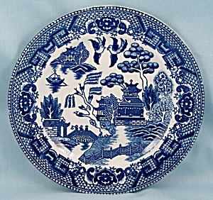 Blue Willow, Japan � Bread & Butter Plate (Image1)