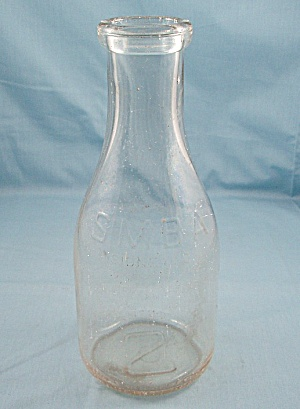 Smba - Milk Bottle, Sidney, Ohio