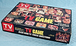 Tv Guide's Tv Game, Trivia Inc, 1984