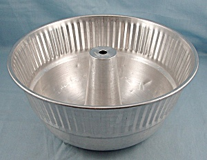 Aluminum Food Mold Pan - Made In Italy