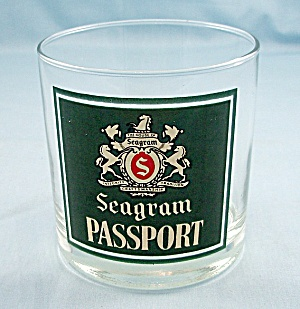 Seagram Passport – On The Rocks – Tumbler (Image1)