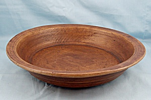 Composite Wood-Look Bowl	 (Image1)