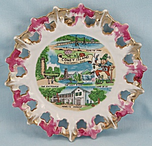 Coney Island � Cincinnati, Ohio - Souvenir/ Collector Plate (Image1)