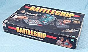 "Battleship, ""Classic Naval Combat Game"", Milton Bradley, 1998 (Image1)"
