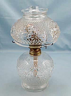 Old Cosmos Oil Lamp (Image1)