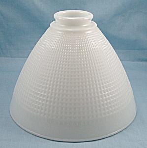 Corning -  Waffle Glass – Light, Lamp Shade – No. 820120 (Image1)